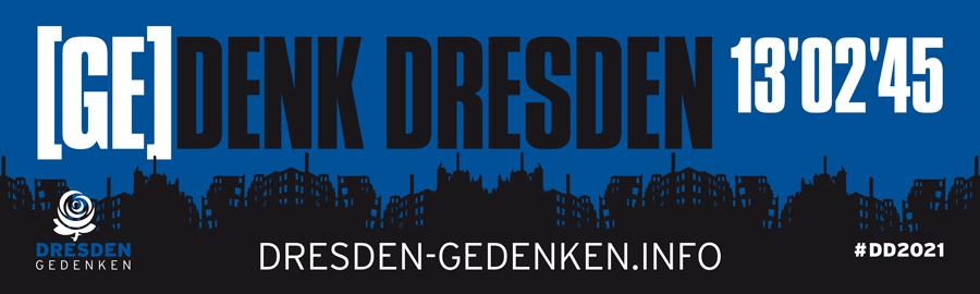 Dresden Gedenken